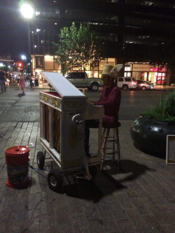 Great music on the street