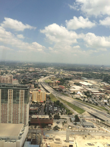 The incredible San Antonio