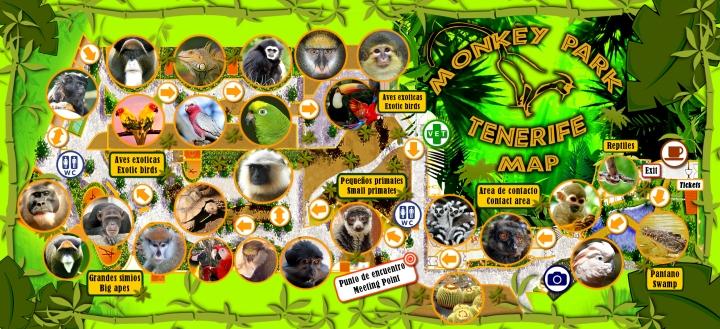 Plano Monkey Park